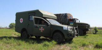 """""""Все одно, що нападати зі спини"""": в РНБО прокоментували розстріл санітарного авто на Донбасі"""" - today.ua"""