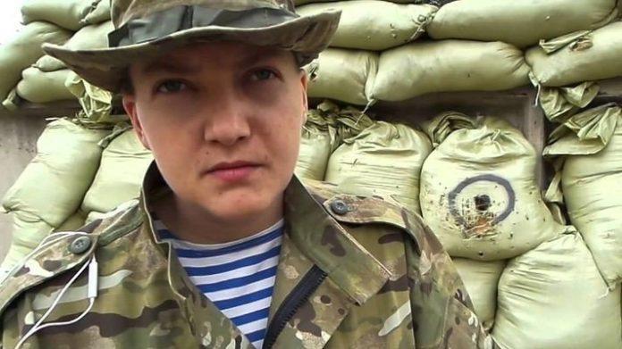 "&quotПриїжджайте, заночуйте у нас"": Савченко не пустили на Донбас - today.ua"
