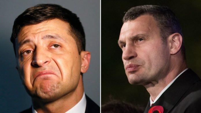 """&quotЗбирається туди призначити свою людину"""": Кличко заявив, що Зеленський хоче його звільнити - today.ua"""