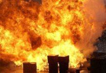 В Луганске прогремел мощный взрыв: опубликованы фото - today.ua