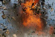 Под Киевом прогремел мощный взрыв: первые кадры ада - today.ua