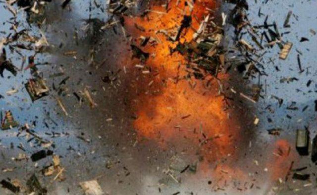 Під Києвом прогримів потужний вибух: перші кадри пекла - today.ua
