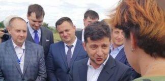 """""""Я вибачаюся, коли добудують?"""": Зеленський провів інспекцію аеропорту в Черкасах - today.ua"""