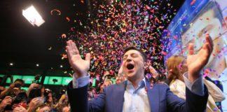"""""""Мы не подведем!"""": Зеленский прокомментировал победу """"Слуги народа"""" - today.ua"""