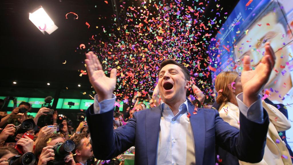 """""""Ми не підведемо!"""": Зеленський прокоментував перемогу """"Слуги народу"""" - today.ua"""