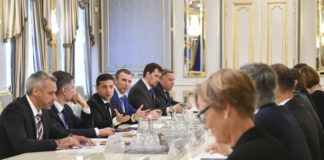 """""""Дякуємо за допомогу"""": Зеленський провів важливу зустріч з послами G7"""" - today.ua"""