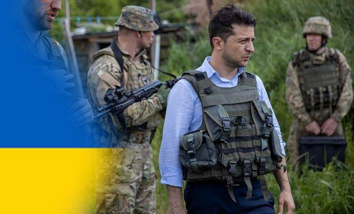 На сайте Зеленского появилась петиция о переносе Офиса президента на Донбасс - today.ua