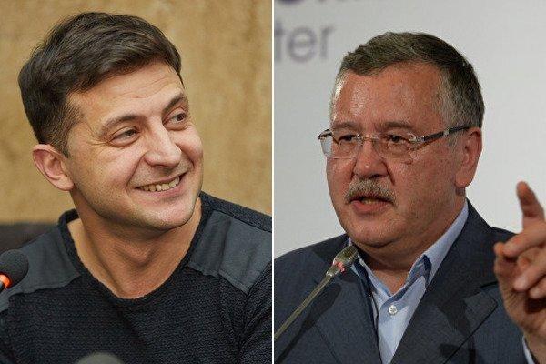 """""""Раздражает"""": Гриценко наехал на Зеленского - today.ua"""