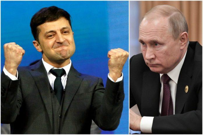 Зеленський і Путін вперше поспілкувалися: про що домовилися - today.ua