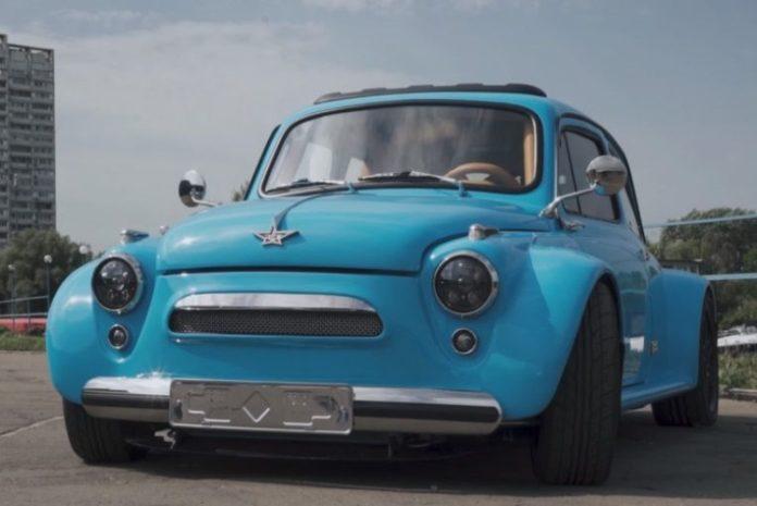 &quotЗапорожець&quot за 8 млн грн: з'явилось відео унікальної автівки - today.ua