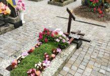 Зламали хрести та облили фарбою: в Сумах вандали осквернили могили воїнів АТО - today.ua