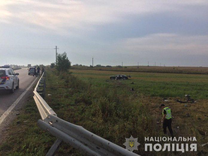 В ДТП на трассе Киев - Чоп погиб владелец футбольного клуба и его пассажирка - today.ua