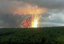 Забули про бета-випромінювання: Greenpeace звинувачує Кремль у замовчуванні інформації щодо вибухів - today.ua