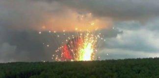 Забыли о бета-излучении: Greenpeace обвиняет Кремль в умалчивании информации по поводу взрывов - today.ua