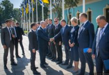 Премьер-министр Израиля обсудил с Аваковым проблемы пересечения границы: к чему пришли - today.ua