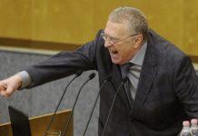 """Нова недолуга заява: Жириновський погрожує """"висушити всю Україну"""" - today.ua"""