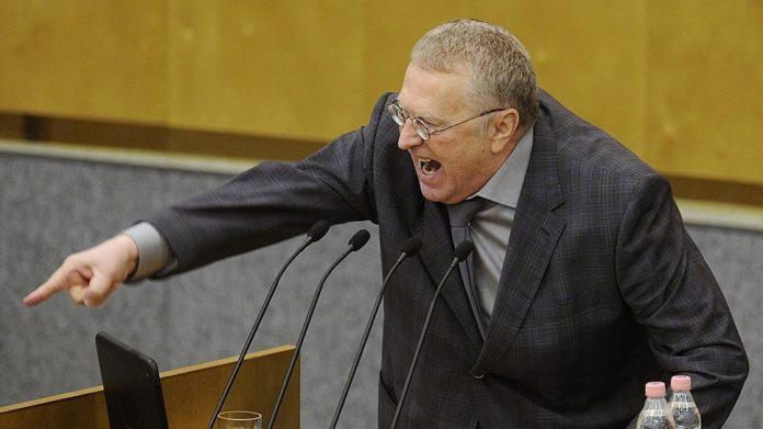 "Нова недолуга заява: Жириновський погрожує &quotвисушити всю Україну"" - today.ua"