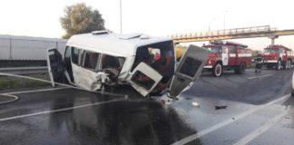 Страшное ДТП под Киевом: погибли два человека, девять госпитализированы - today.ua