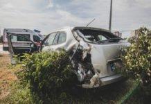 """""""Не поділили дорогу, розбилися вщент"""": у центрі Києва зіткнулися таксі Uber і карета швидкої - today.ua"""