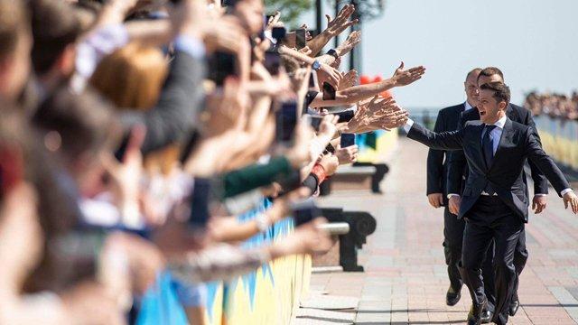 """У Зеленського відхрестилися від примусової участі &quotбюджетників"""" у святкуванні Дня Незалежності - today.ua"""