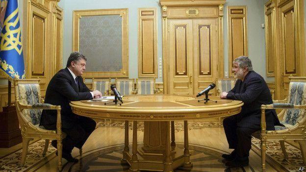 """&quotУ нас були не дуже сонячні відносини..."""": Коломойський розповів про останню зустріч з Порошенком - today.ua"""