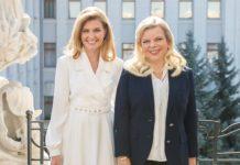 Елена Зеленская и жена премьер-министра Израиля хотят снять фильм о Бабьем Яре - today.ua