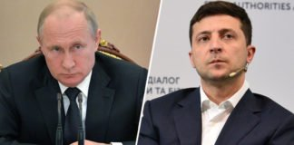 """""""Ми домовилися"""": названа дата зустрічі Зеленського і Путіна - today.ua"""