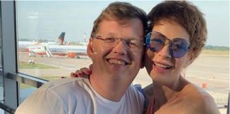 """""""А мы на море"""": министр Розенко с невестой передают пенсионерам привет из Грузии - today.ua"""