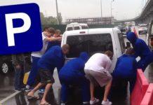 """""""Покарали автохама"""": у Борисполі баскетболісти не розгубилися перед героєм паркування - today.ua"""