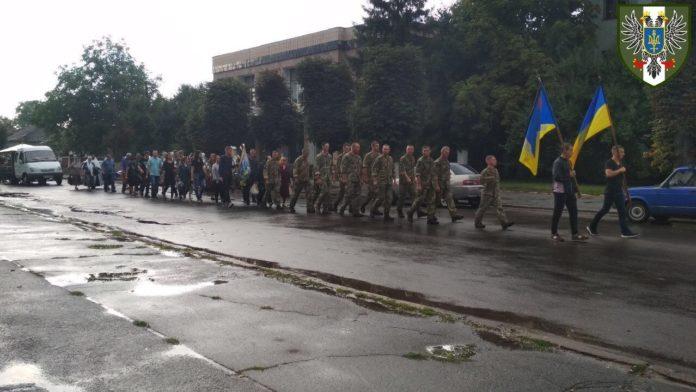 &quotМорський десант. Остання висадка у вічність&quot: на Чернігівщині поховали загиблих морпіхів - today.ua