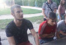 В Запорожье пьяные подростки зверски избивали бомжей и снимали это на видео - today.ua