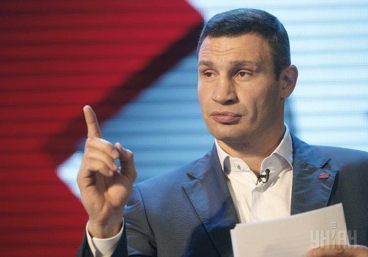 """Президент не повинен назначати голову КМДА"": партія ""Голос"" підтримала Кличка - today.ua"