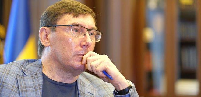 """&quotЙому буде складніше"""": Луценко прокоментував призначення нового Генпрокурора - today.ua"""