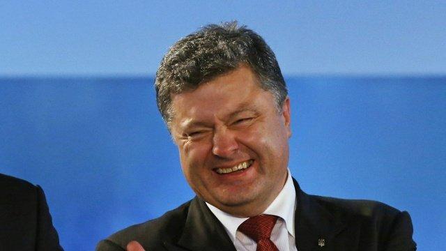 """&quotВсе еще президент"""": Порошенко удивил своей выходкой - today.ua"""