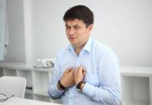 """""""Слабая охрана"""": Разумков прокомментировал слухи об угрозе жизни президента - today.ua"""