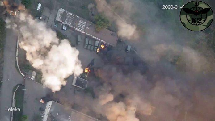 Уничтожено 20 оккупантов: В сеть попало видео самой успешной атаки ВСУ на Донбассе - today.ua