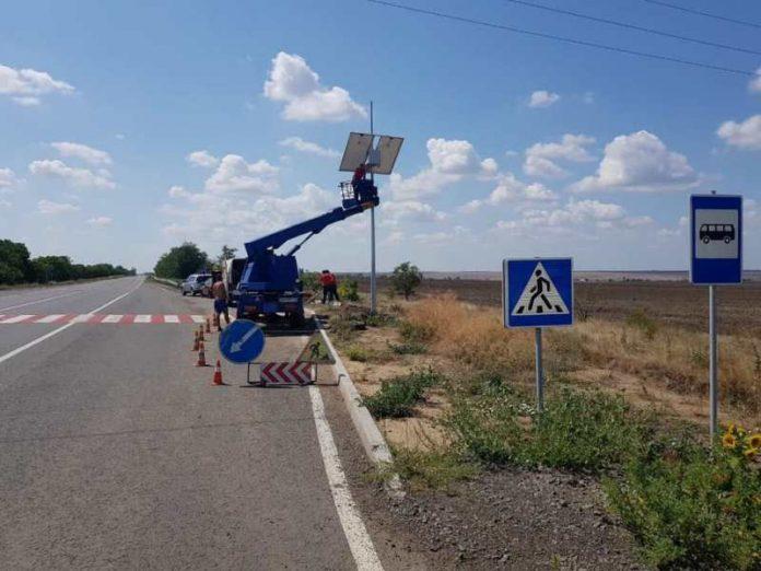 На дорогах Украины внедряют инновационные технологии - today.ua