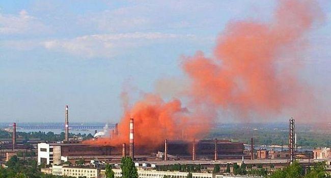 """&quotВалить помаранчевий дим"""": у Росії почалася паніка через нову пожежу - today.ua"""