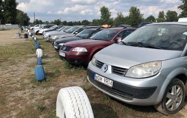 В Украине вступил в силу закон о штрафах за езду на «евробляхах»: что важно знать водителям - today.ua