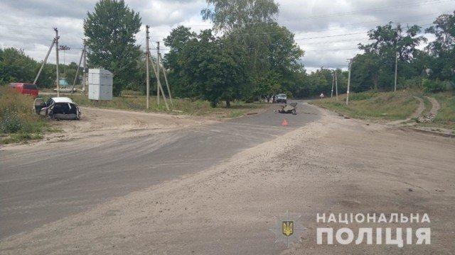 Машину розірвало навпіл: на Харківщині в моторошній ДТП загинув 29-річний чоловік - today.ua