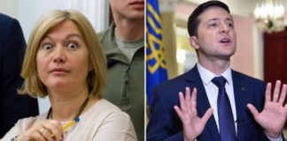 Геращенко несподівано заступилася за Зеленського - today.ua