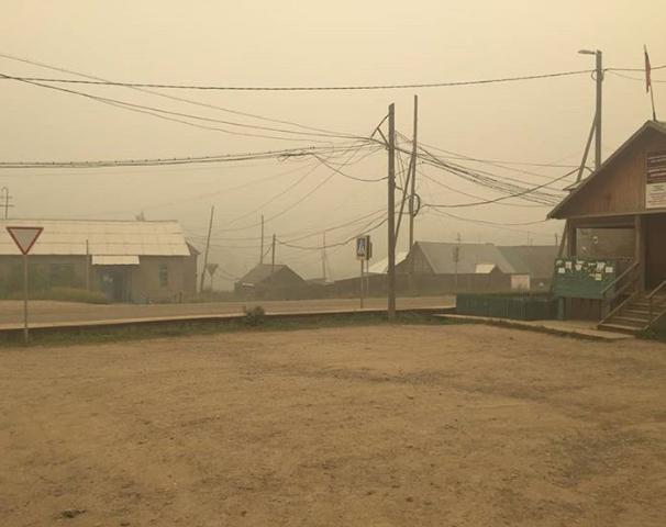 """""""Цензурні слова закінчились"""": дим від масштабної пожежі в Росії дійшов до Республіки Комі - today.ua"""