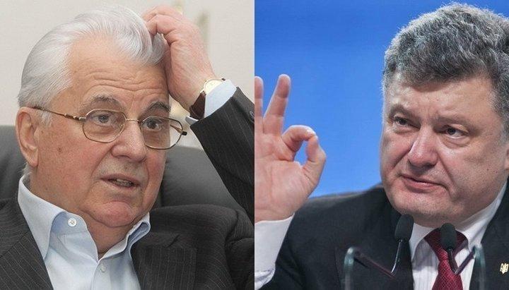 """""""Не керував Україною, а створював бізнес-імперію"""": Кравчук відчитав Порошенка - today.ua"""