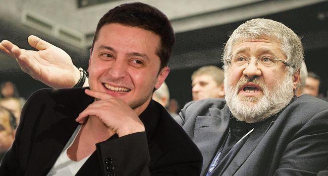 """&quotЗібрали манатки і валіть до себе"""": Коломойський дав пораду Зеленському щодо війни на Донбасі - today.ua"""
