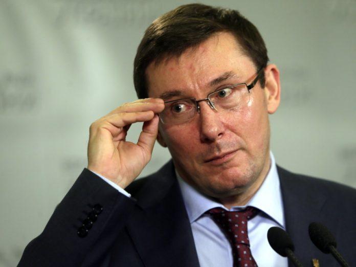"""&quotПодписал заявление"""": Луценко покидает кресло Генпрокурора - today.ua"""