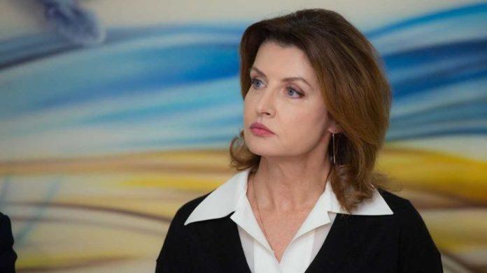 Марина Порошенко нахабно дерибанить бюджет України - today.ua