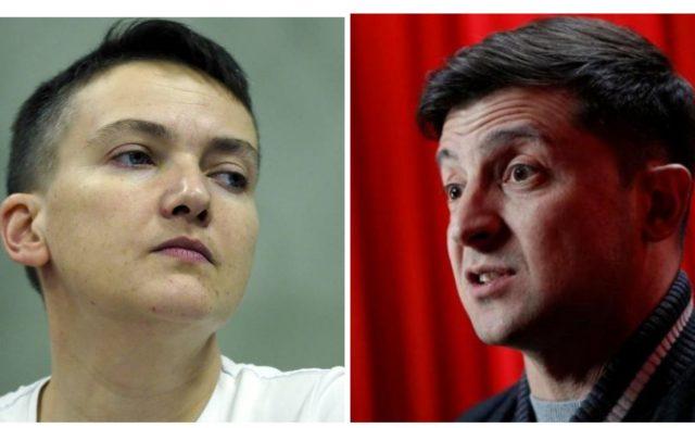 """&quotХотіли батьку, а отримали..."""": Савченко несподівано прокоментувала перемогу Зеленського на виборах - today.ua"""