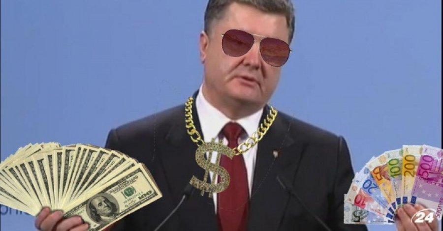 «Повертати будуть платники податків»: Порошенко вивів з України близько $8 млрд - today.ua