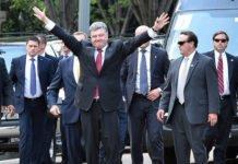 Вернулся из Дубая: кто встречал Порошенко в Украине - today.ua
