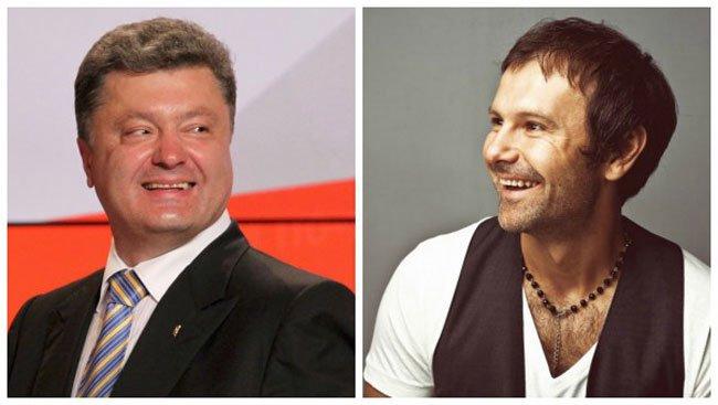 """Порошенко і Вакарчук захотіли працювати &quotплече до плеча"""" у Верховній Раді - today.ua"""